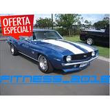 Manual Reparacion Carroceria Latoneria Chevrolet 1969 Camaro