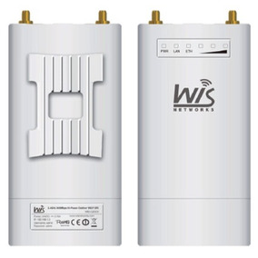 Access Point Wifi 2,4ghz Rocket Wis S2300 Antena