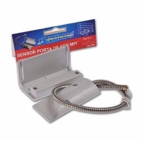 Sensor Magnético P/ Porta De Aço Policarbonato Stilus Mpi