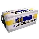 Bateria Moura Log Diesel 200ah M200pd Original De Montad