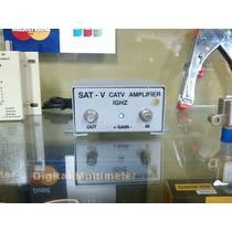 Amplificador De Señal Cable Digital 10 Tvs Martinez