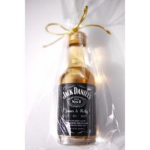 120 Lembrancinhas Convidados 15 Anos Jack Daniels No7 | K05