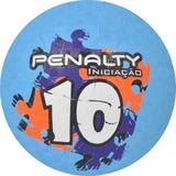 Kit 20 Bolas De Borracha Penalty Iniciação Infantil Nº10