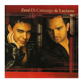 Zezé Di Camargo E Luciano - 2002 (cd Novo E Lacrado)