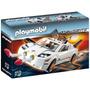 Retromex Playmobil 4876 Super Vehiculo Agente Secreto Espia