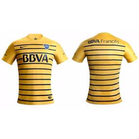 Camiseta Boca Alternativa Amarilla 16/17 (i6)