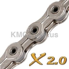 Cadena Bicicleta Kmc X10sl Plateado