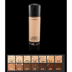Base Liquida Mac Spf15 Nc,25,30,35,40nw42 Pronta Entrega!!