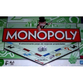 Monopoly El Emocionante Juego De Negocir Propiedades