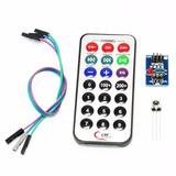 Control Remoto + Receptor + Nec Emisor Infrarojo Arduino Pic