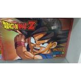 Rompecabezas Dragón Ball Z Doble (2 En 1) X 50 Piezas