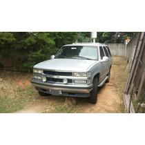Chevrolet Grand Blazer 2001 Turbo Diesel Gm S20 Silverado