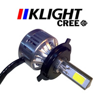 Kit De Lampara Led Cree Klight Moto Reemplaza Xenon H4