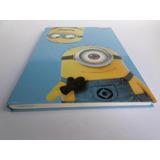 Caderno Brochura Foroni Costurado Meu Malvado Favorito 2
