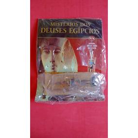 Mistérios Dos Deuses Egipcios Ed.04 - Amon Deus Dos Deuses
