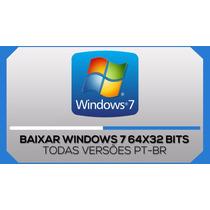 Windows 7 Todas As Versões - Auto-ativação X32 X64