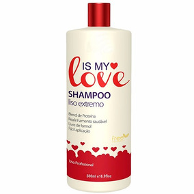 Is My Love Shampoo Alisante Liso Extremo 500 Ml