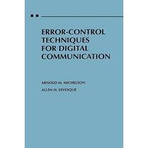 Error-control Techniques For Digital Communicat Envío Gratis