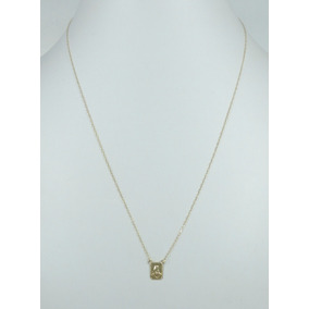 Escapulário Corrente Cartier Feminino 65 Cm Ouro 18k Cordão