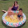 Piscina Infantil 230l Inflável Redonda Bebê Criança