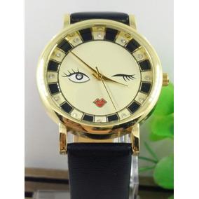 143cb86c898 Jaqueta De Couro Vogue - Relógios De Pulso no Mercado Livre Brasil