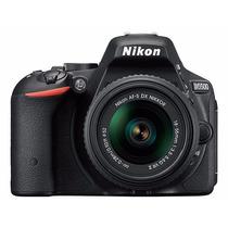 Câmera Nikon D5500 Kit 18-55mm + Cartão 32gb + Bolsa +tripé
