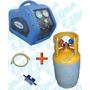 Recolhedora Mastercool + Kit Para Gases Refrigerantes 134a