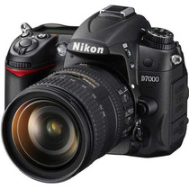 Nikon D7000 Kit Lente Af-s Dx 18-105mm Sd16 + Bolsa