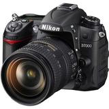 Nikon D7000 D7100 Kit Lente Af-s Dx 18-105mm Sd16 + Bolsa