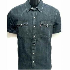 Camisa Levi`s Original De Hombre Talla M Cod 987