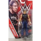 Dean Ambrose 17 Cm Wwe Luchadores 100 % Mattel Original