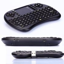 Mini Teclado Inalambrico Mouse Control Smart Tv Android Pc