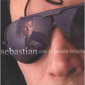 Cd Sebastian Con La Pasion Intacta Open Music
