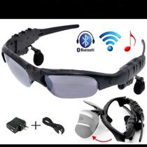Lentes De Sol Con Bluetooth Y Reproductor De Mp3 Manos Libre