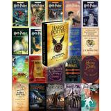 Harry Potter - 20 Libros - Coleccion Digital Pdf + El Legado