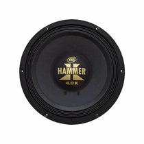 Alto Falante Eros E12 Hammer 4.0k 12pol. 2000w Rms 4 Ohms