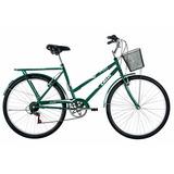 Bicicleta Caloi Poti Verde / Produto Novo Na Caixa