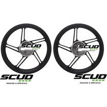 Roda Scud Fan 125 2012 2013 2014 A Lona 5p Scud 10370061
