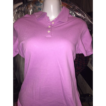 Playera Hang Ten Talla G Color Violeta Nueva S/etiqueta