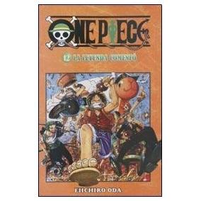 One Piece Vol.12 - La Leyenda Comenzo