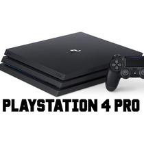 Playstation 4 Pro 4k 1 Tera ! Pronta Entrega ! Lançamento