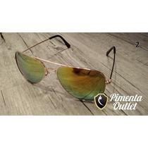 Óculos Feminino Aviador Sem Marca Compre 1 Leve 2 Top
