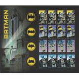 Estampas Postales Batman 75 Aniversario