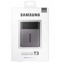 Ssd Externo 500gb Samsung T3 Usb 3.1 Mu-pt500b/am