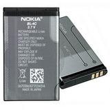 Bateria Bl-4c Para Nokia***servicio A Domicilio******