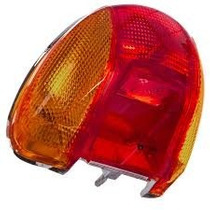 Lanterna Traseira Compativel Honda Pop 100 Biz Até 2008