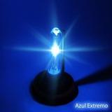 Kit Xenon Con Halogeno H13 8k,10k,12k Azul Extremo 35wats