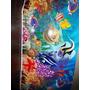 Background Do Mundo Nemo Colorido 100x50