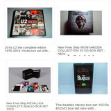 U2 Beatles Pink Floyd Bon Jovi ,etc Box Set Por Encargo!!