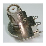 Conector Antena Motorola Pro3100 Pro5100 - Romero Com